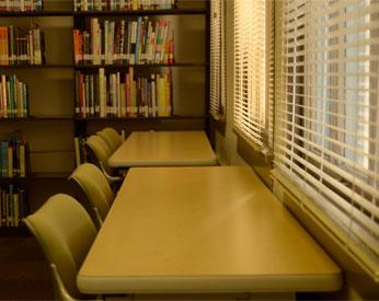 library-empty